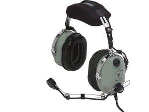David Clark Over-Ear Headphones Repair