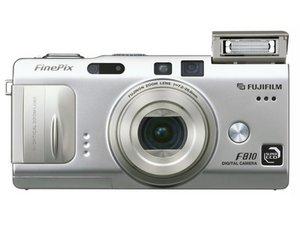 Fujifilm Finepix F810 Repair