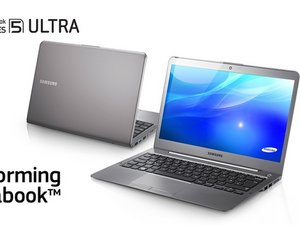 Disassembling the Samsung Laptop Ultrabook NP530U3B