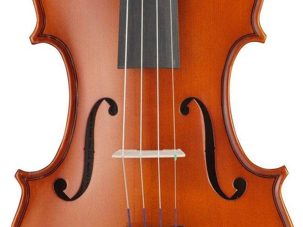 Violin Bridge Replacement
