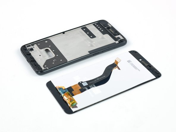 Huawei P8 Lite (2017) Display Replacement