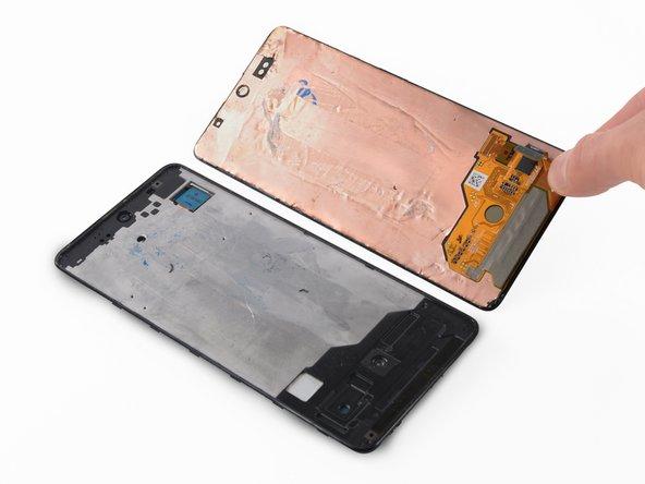 Reemplazo de la pantalla del Samsung Galaxy A51