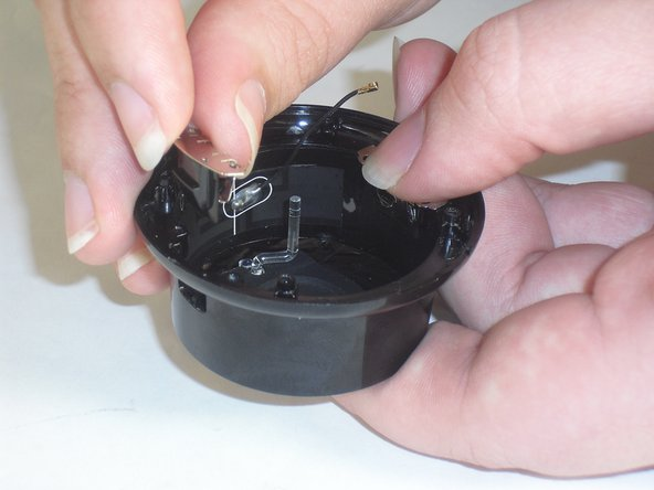Remplacement des clips de montage du Nest Dropcam Pro