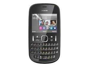 Nokia Asha 200 Repair