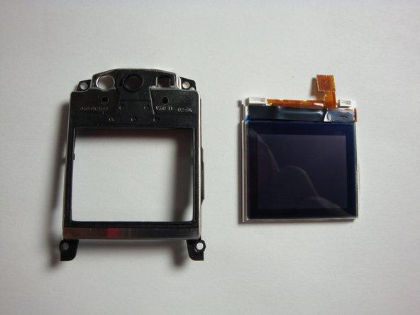 Remplacement de l'écran LCD du Nokia 2128i