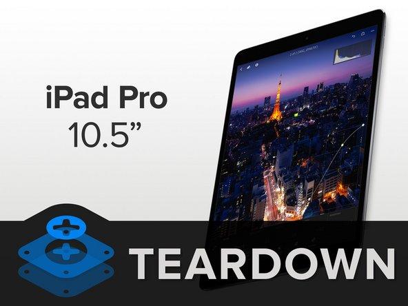 Vous pouvez vous détendre maintenant: cet iPad est un professionnel. Plaisanteries à part, cet iPad présente des caractéristiques impressionnantes: