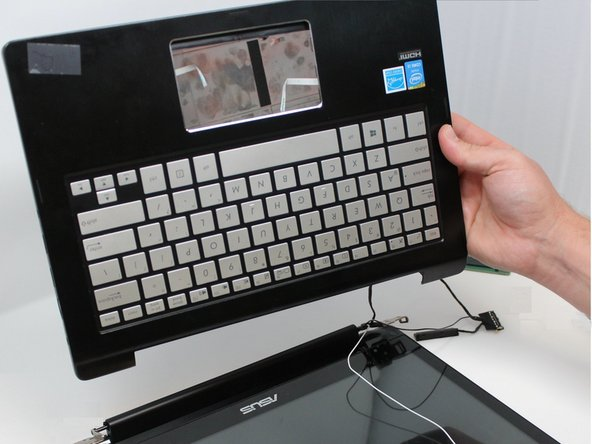 ASUS Q302L Keyboard Replacement
