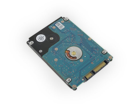 "iMac Intel 21.5"" Retina 4K Display Hard Drive Replacement"