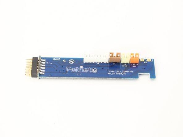 Petnet SmartFeeder SF10E 12 Pin Connector Replacement