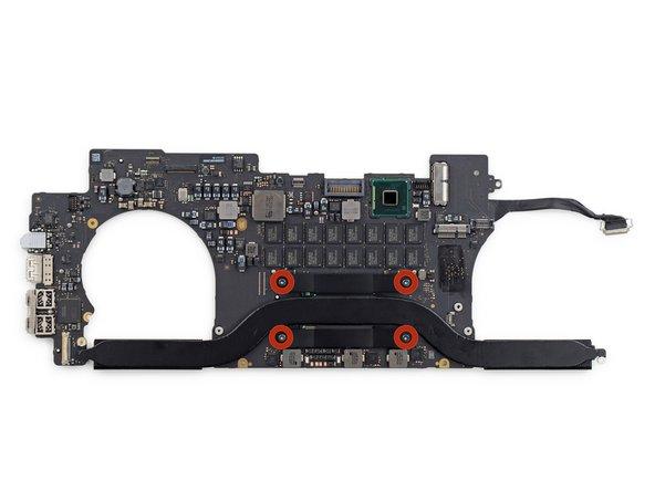 "MacBook Pro 15"" Retina Display Late 2013 Heat Sink Replacement"