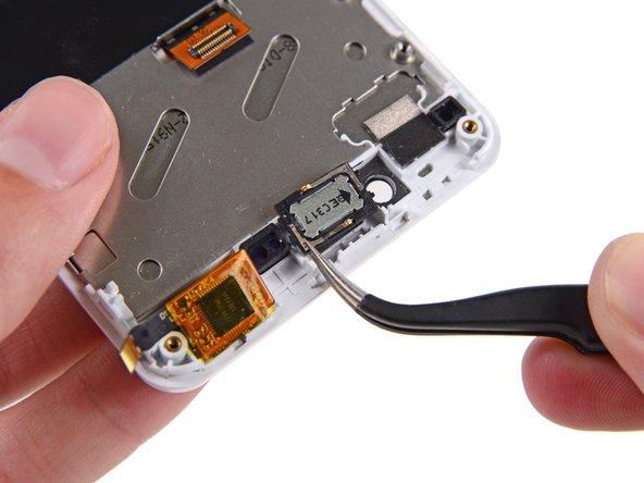 Fairphone 1 Earpiece Speaker Replacement
