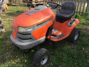 Husqvarna YTH20K46 Riding Lawnmower Repair