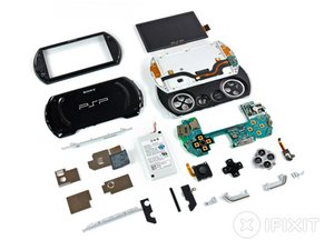 PSP Go Teardown