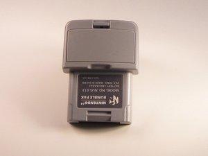 Rumble Pak Battery