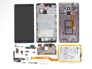 How to reassemble Huawei Mate 8?