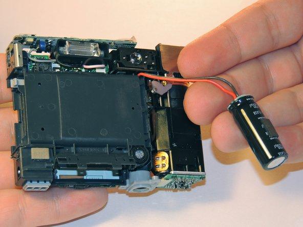 Minolta Dimage Xt Flash Capacitor Replacement