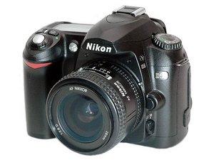 Nikon D50 Repair