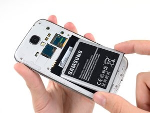 Samsung Galaxy S4 Battery Replacement
