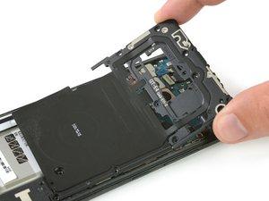NFC-Antenne und Ladespule