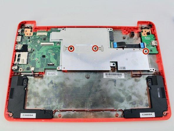 Asus Chromebook C300SA-DS02 Daughterboard Replacement