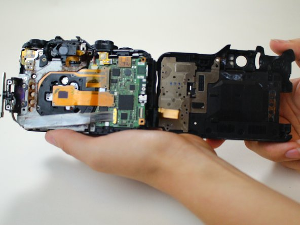 Canon PowerShot G12 HDMI Port Replacement