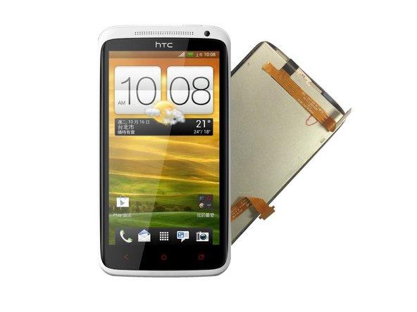 HTC One X LCD Display & Touch Screen Glass Digitizer ersetzen