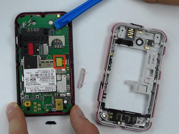 Motorola Defy Motherboard Replacement
