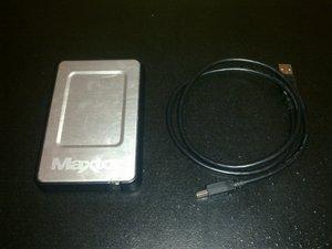 Maxtor OneTouch 4 Mini Teardown
