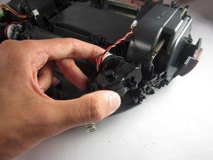 Side Brush Motor