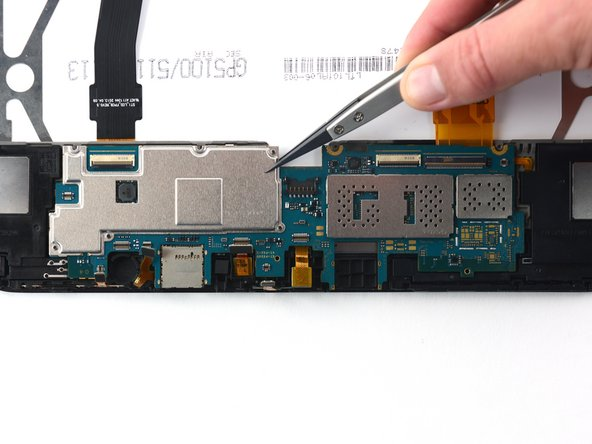 Samsung Galaxy Tab 3 10.1 Motherboard Replacement