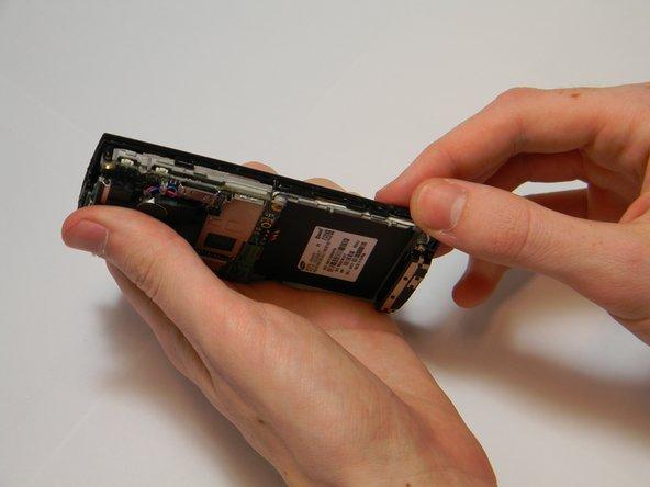 Samsung BlackJack II Front Casing Replacement