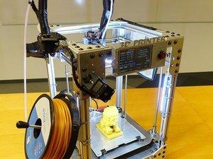 Homemade 3D Printer Repair