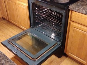 How to Fix a Loose Oven Handle
