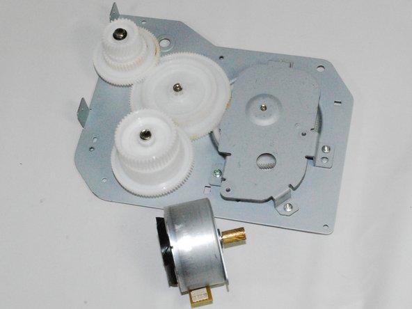 Samsung ML2510 Motor Replacement