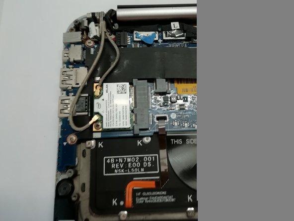 Remplacement de la carte WiFi sur Dell XPS 12 9Q23