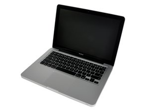 "MacBook 13"" Unibody 2.4 GHz"
