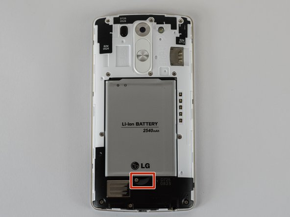 LG G3 Vigor Battery Replacement