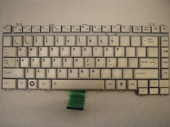 Toshiba Satellite A205-S4577 Keyboard Replacement