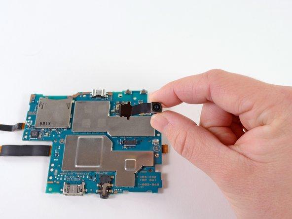 PlayStation Vita Rear Camera Replacement