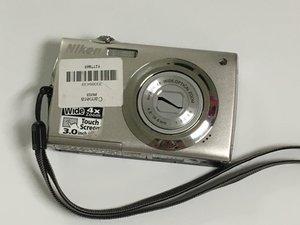 Nikon Coolpix S4000 Repair