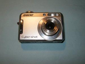 Sony Cyber-shot DSC-S650 Repair