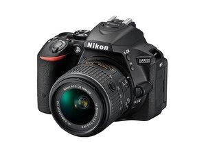 Nikon D5500 Repair