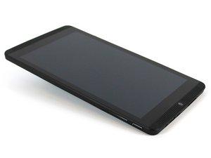Nvidia Shieldタブレット K1の修理