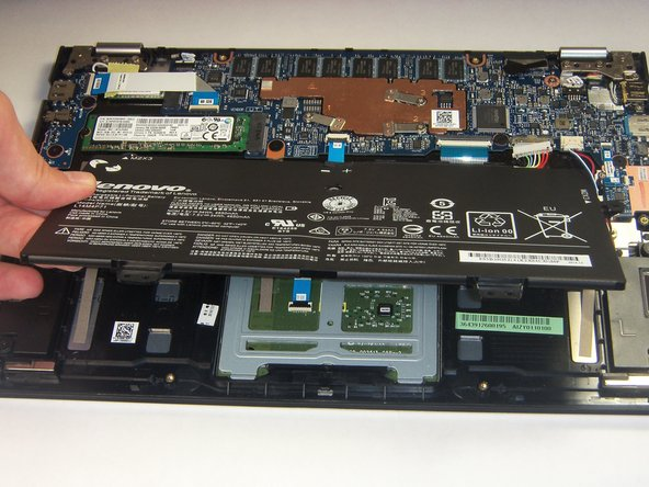 Lenovo Yoga 3 11 Battery Replacement