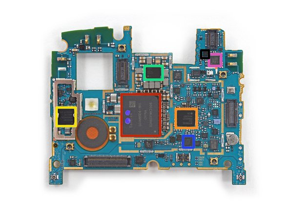 That's some scrumptious silicon! Feast your eyes on these ICs:
