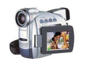 Canon Camera ZR65 MC