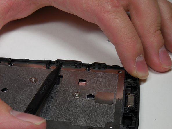 Motorola Moto E Volume and Power Buttons Replacement