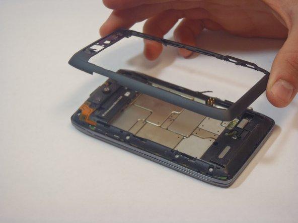 Motorola Droid 4 Rear Bezel Replacement