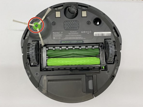 Before you begin using this guide, make sure that your Roomba is turned off, and disconnected from the charging station, or Home Base.