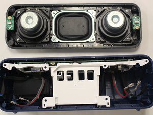 Speaker Assembly Replacement